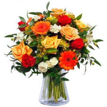Flores de Feliz Cumpleaños